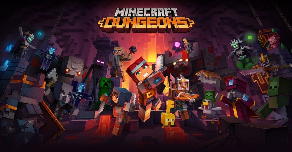 Minecraft Dungeons gets release date on PS4, PC, Xbox and Switch ...