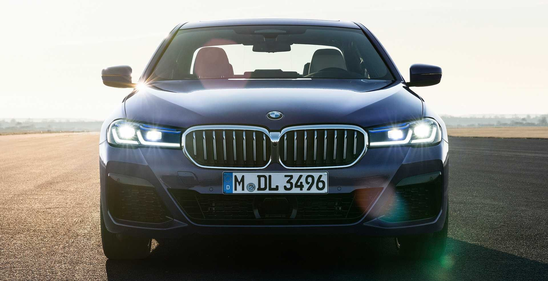 2021 Bmw 5 Series Has Been Put Up Here Are The Innovations Somag News
