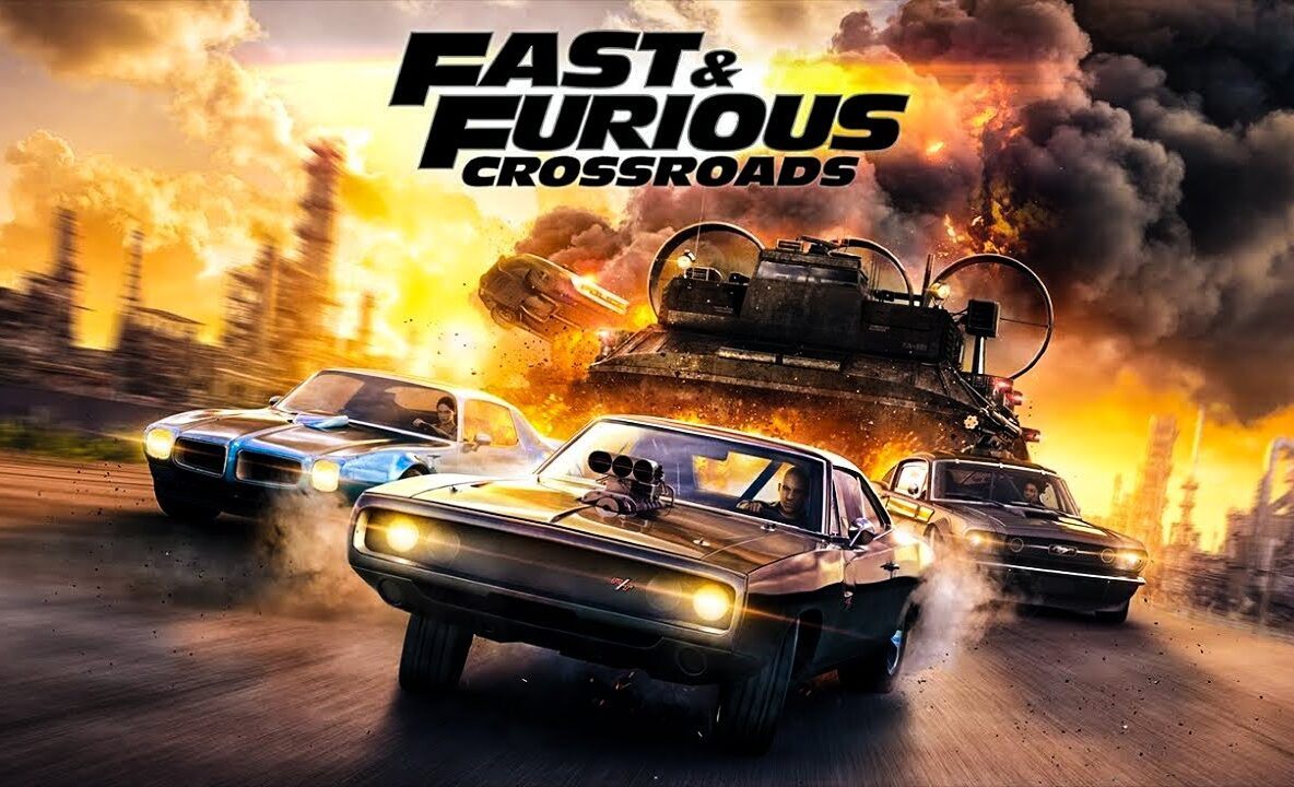 Fast & Furious Crossroads gameplay footage revealed