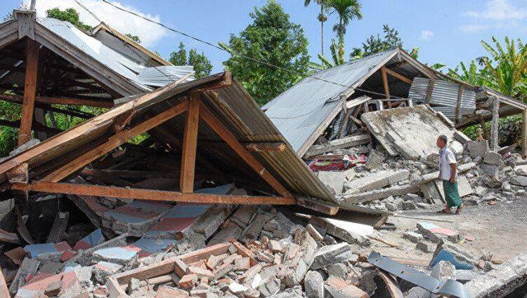 Earthquake of magnitude 6.9 strikes Kepulauan Babar, Indonesia: EMSC