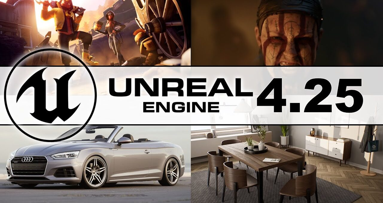 PS5 & Xbox Series X Support Added To Unreal Engine