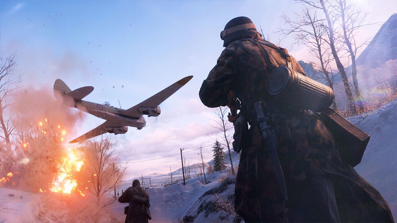 EA hints that Battlefield 6 is scheduled for 2021