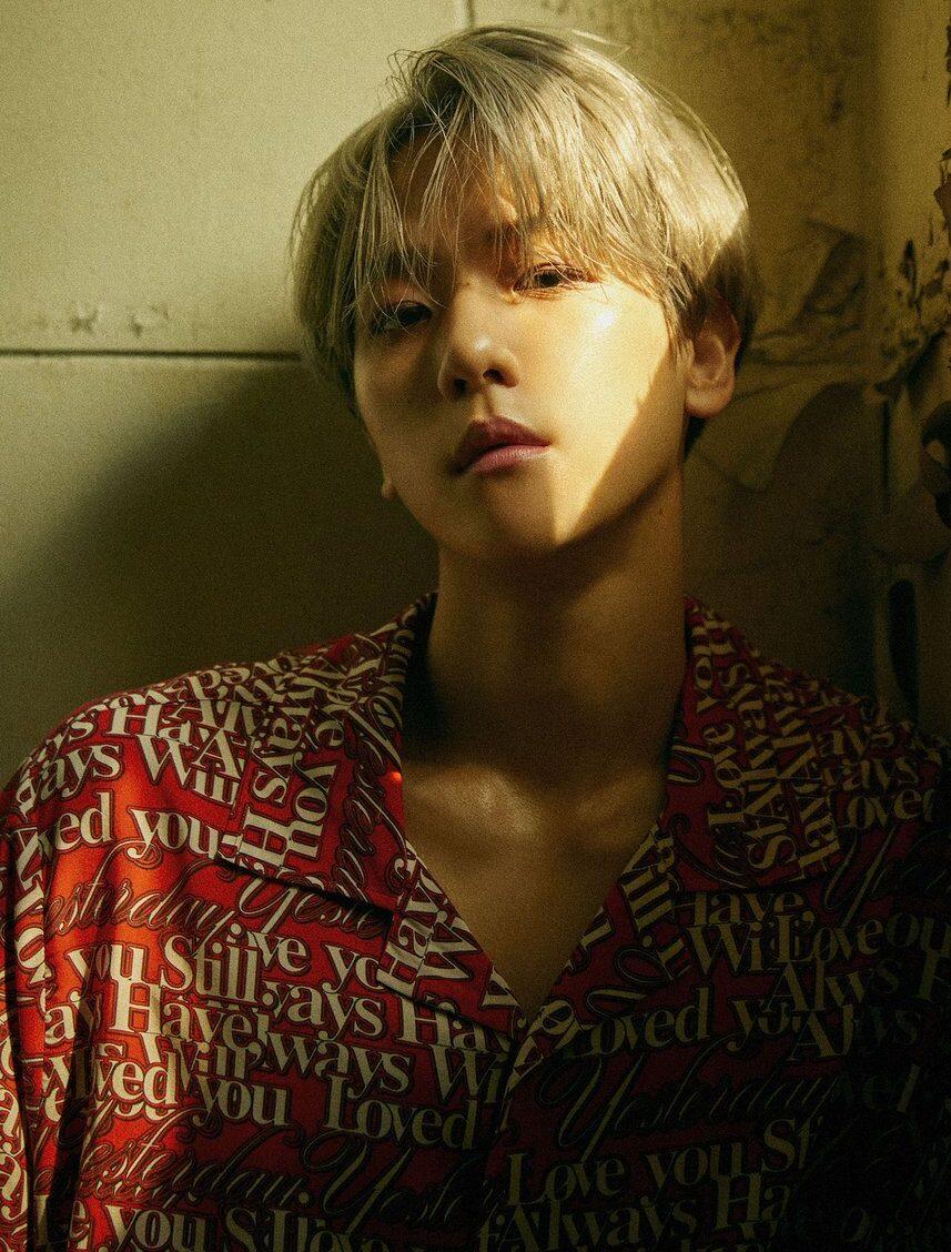 Baekhyun triumphs with his first Japanese mini-album