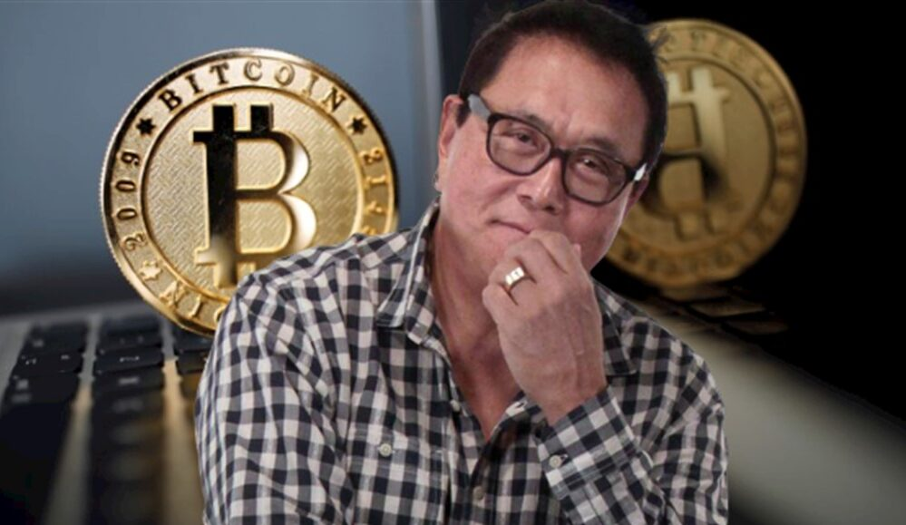 Robert Kiyosaki: I Get More Bitcoins As Price Drops - Somag News