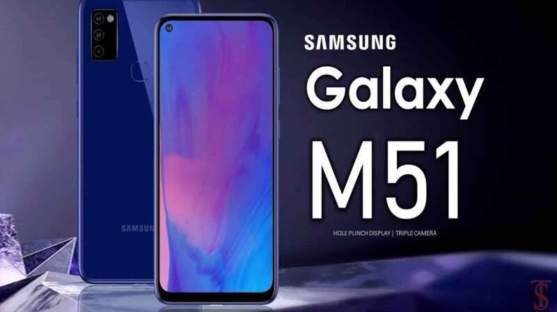Samsung Galaxy M51 gets benchmarked