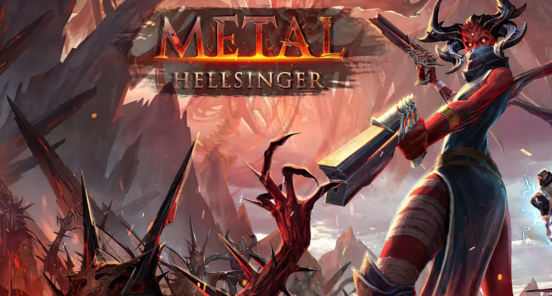 Metal: Hellsinger Is an Upcoming Metal-Based Fantasy Shooter