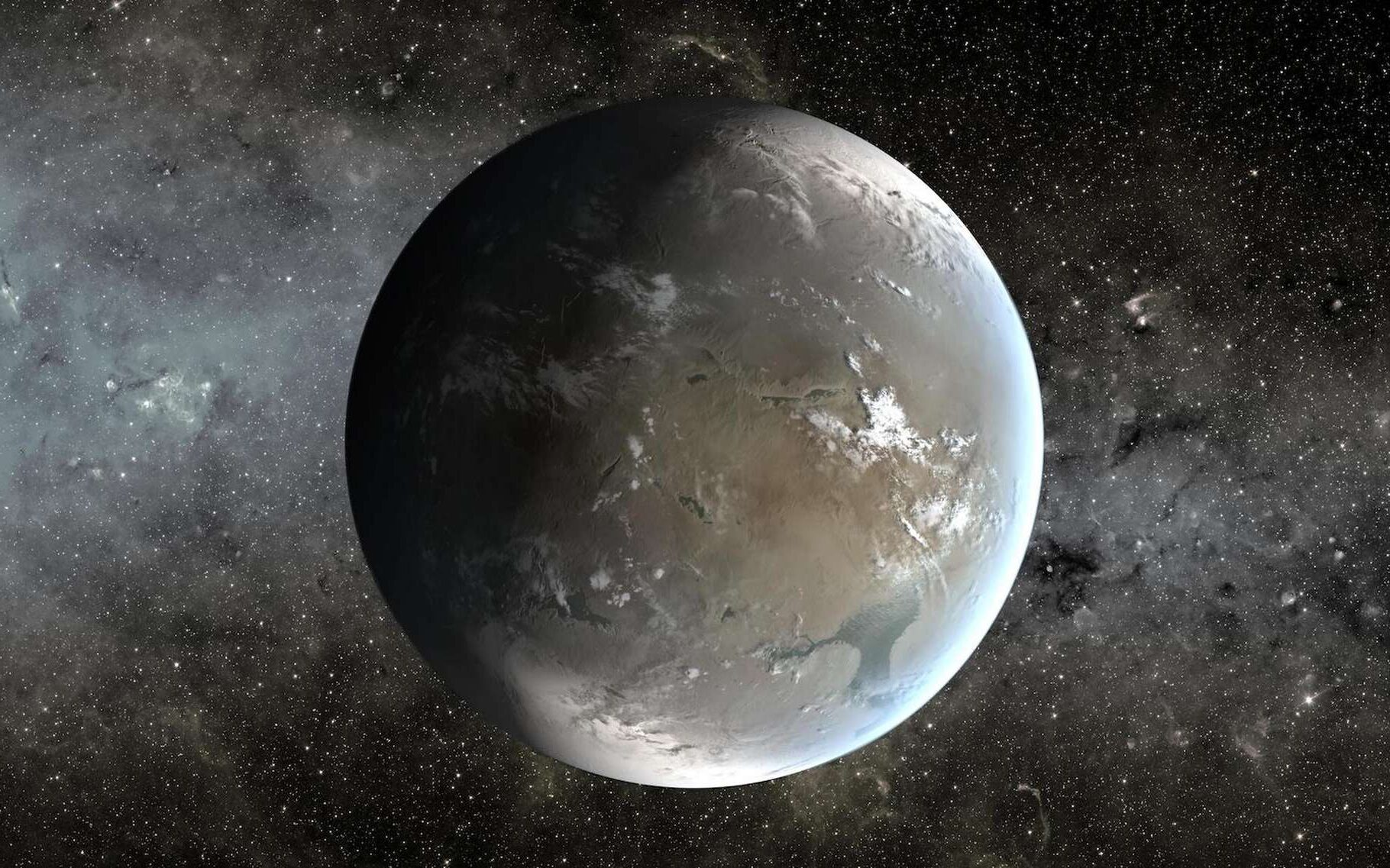 Astronomers discover `mirror image` of the Earth and the Sun