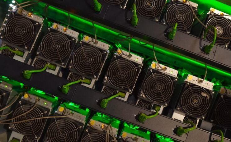 new bitcoin miner