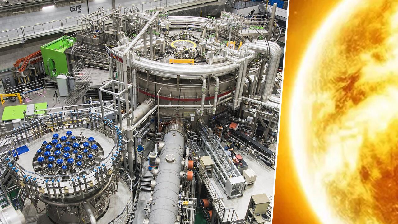 Artificial sun KSTAR sets a new record