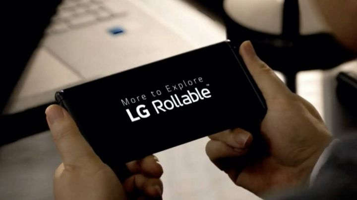 LG Rollable to commercially launch later this year
