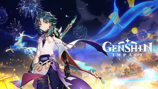 Genshin Impact shows off new character Xiao and further 1.3 content