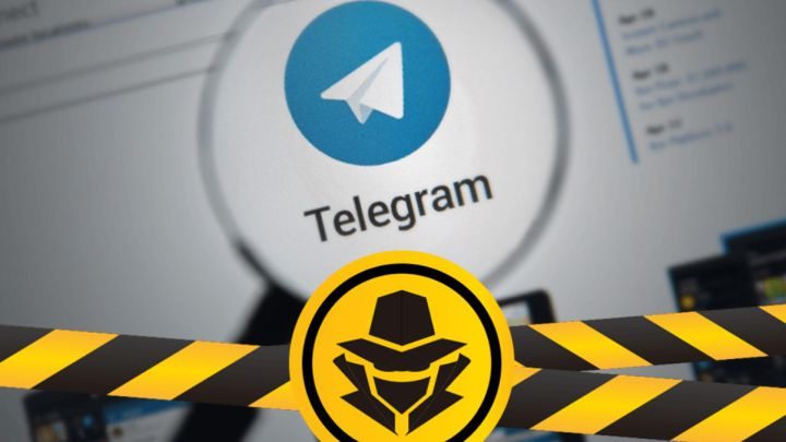 Telegram bot allows you access stolen cell phone number - Somag News