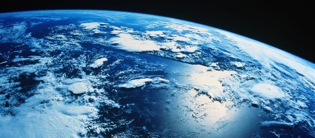 The International Space Station lurks
