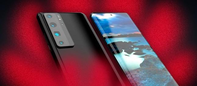 Huawei P50 Pro: showing its flagship design - Somag News
