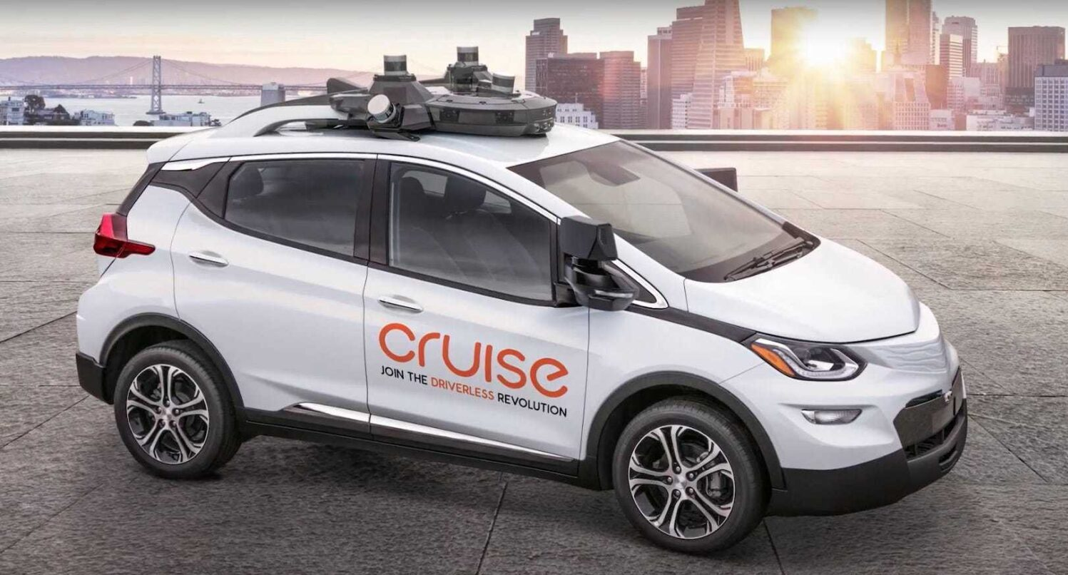 Cruise, GM and Microsoft to commercialise self-driving vehicles