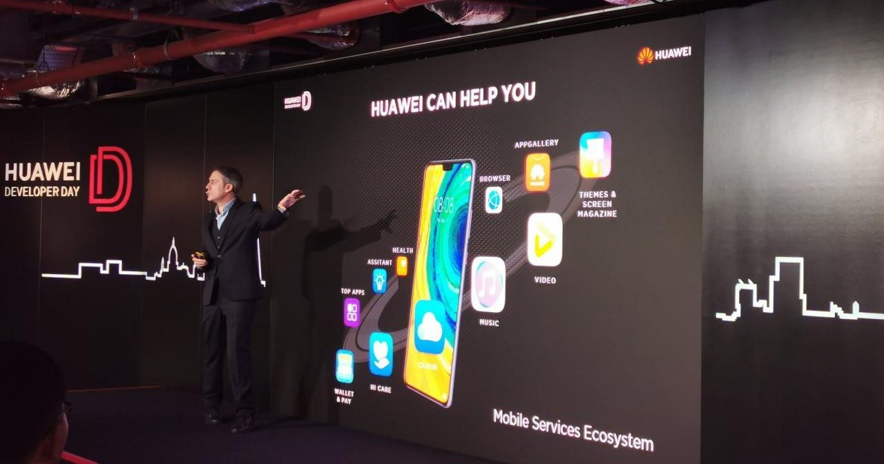 Huawei announces new app for its ecosystem - Somag News
