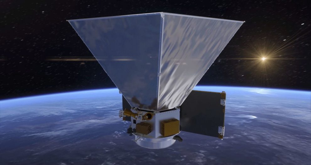 NASA shows how the SPHEREx space telescope will observe the Big Bang