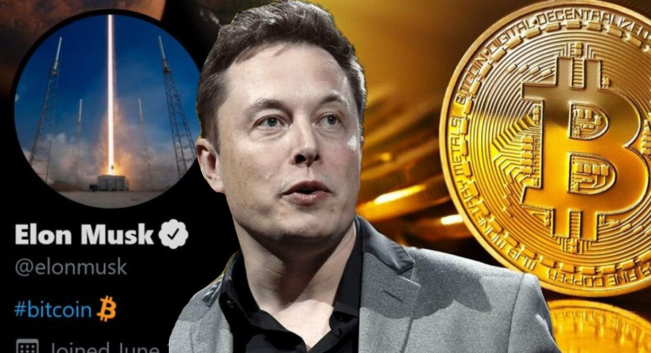 Elon Musk backs Bitcoin, talks crypto future