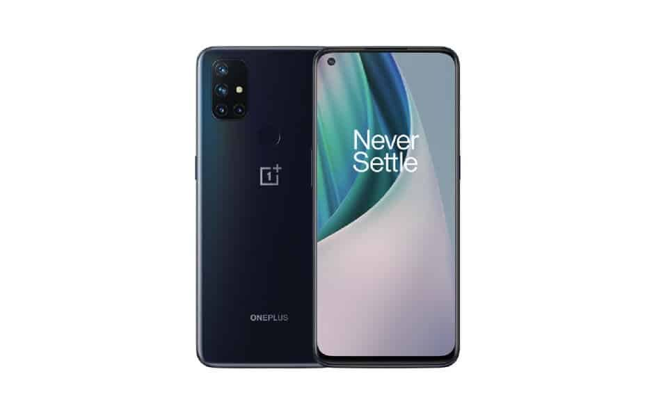 The name of the new member of the OnePlus Nord series