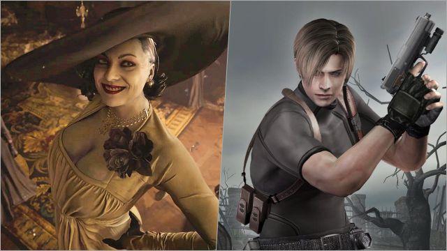Resident Evil Village has been inspired by Resident Evil 4 - Somag News