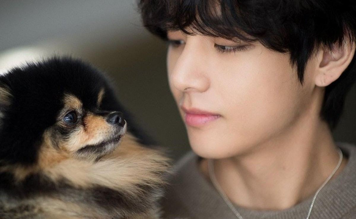 Yeontan and V star in cute video for BE's notes - Somag News
