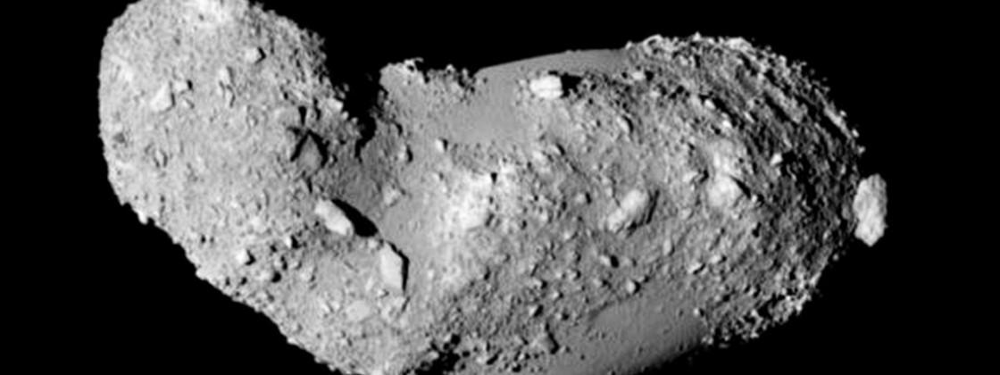 Asteroid Itokawa contains water and organic matter - Somag News