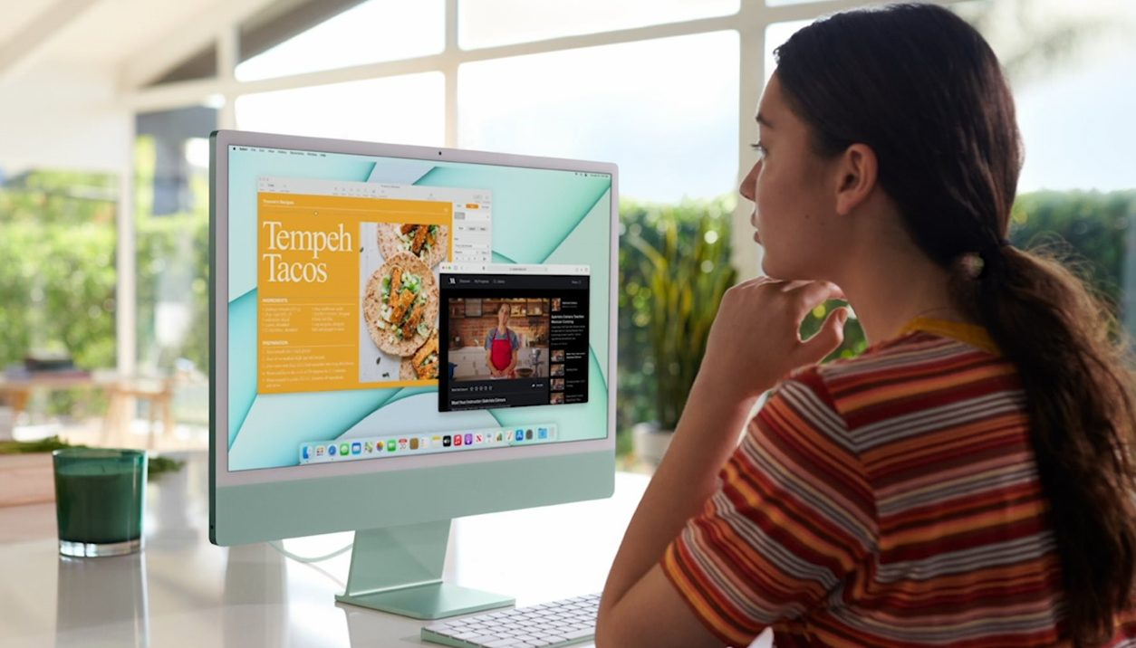 iMac 2021 With M1 Processor Is On The Scene! - Somag News