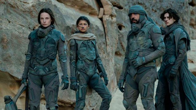 Dune Confirms Release Date In Spain Somag News