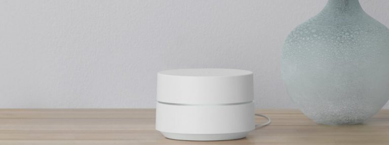 Google Wifi: Powerful Mesh Router Comes To